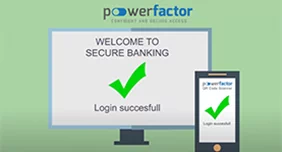 PowerFactor: Architect's Multi-factor Authentication Product