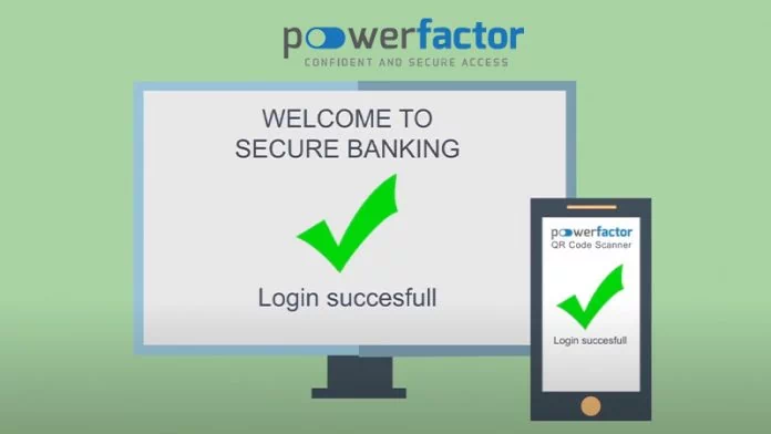 PowerFactor: Architect's Multi-factor Authentication Product photo